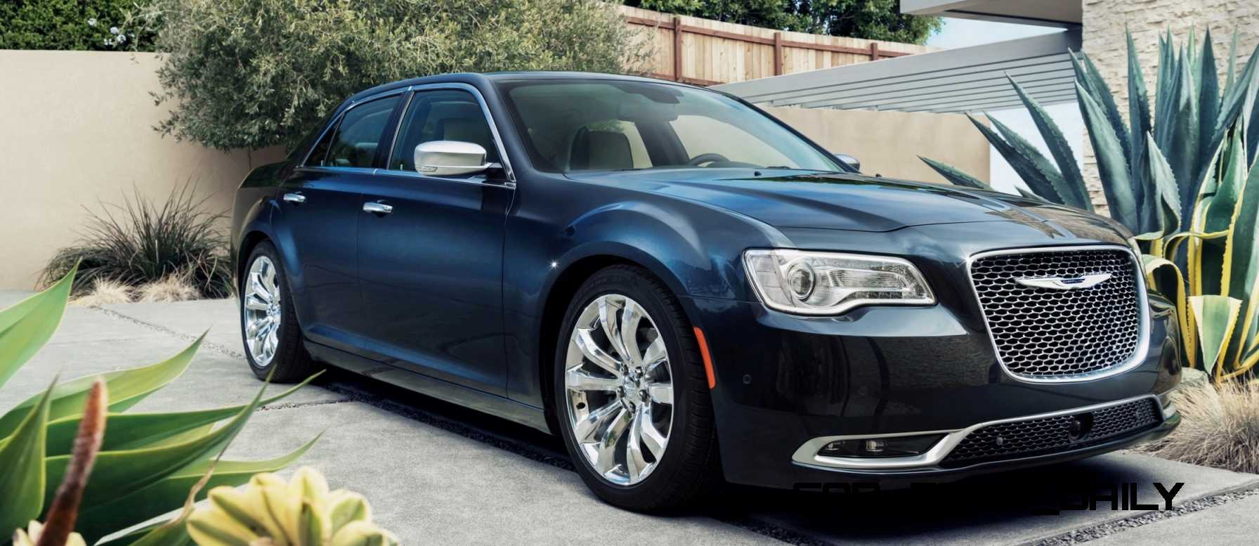 2015 chrysler 300c and 300s for Chrysler 300c