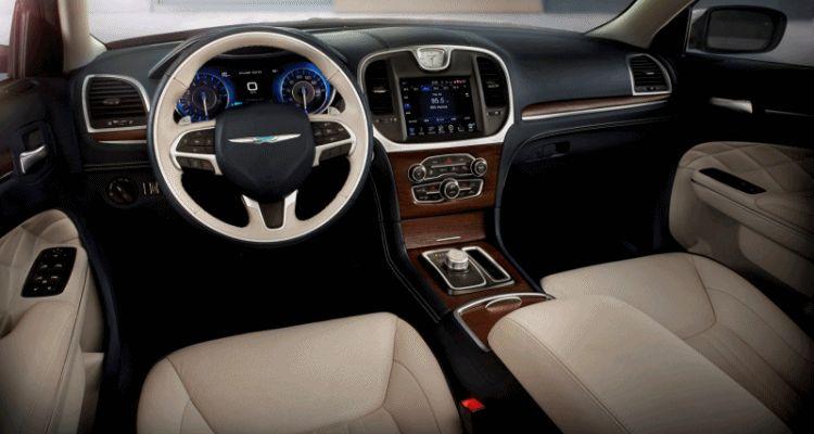 2015 Chrysler 300C interior animation gif1