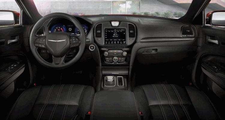 2015 Chrysler 300S interior animation gif2
