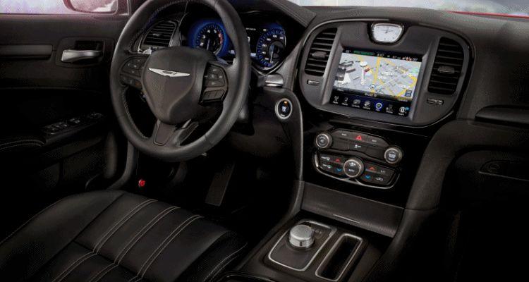 2015 Chrysler 300S interior animation gif3