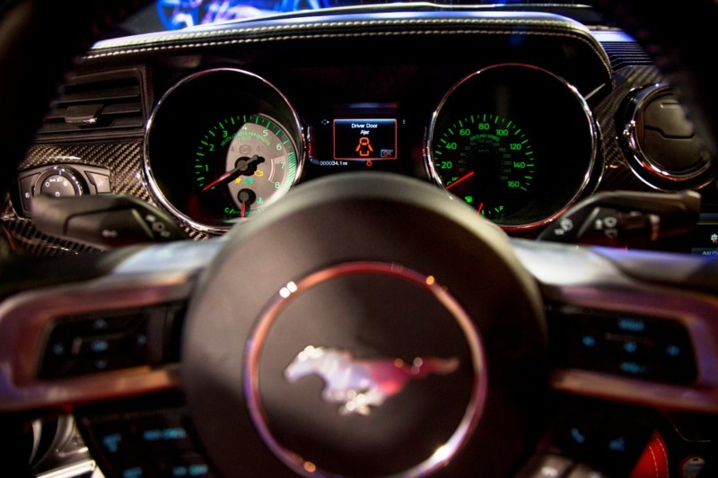 2015 FISKER Rocket Mustang 23