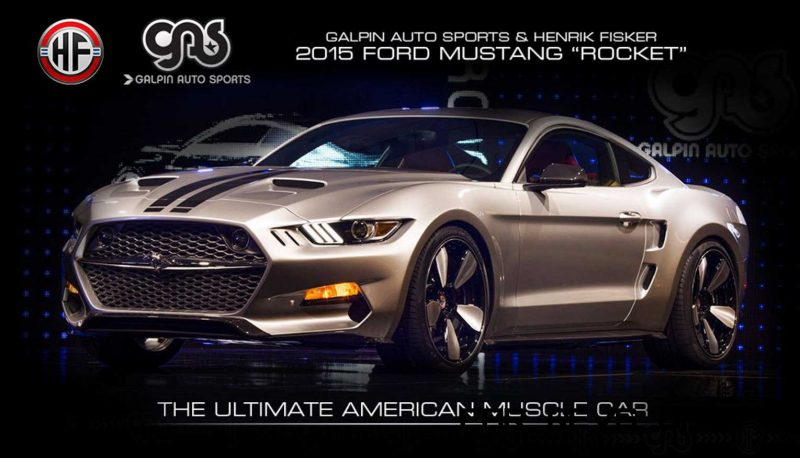 2015 FISKER Rocket Mustang 30