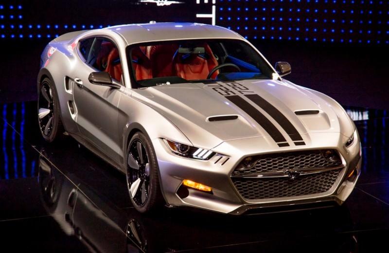 2015 FISKER Rocket Mustang 6