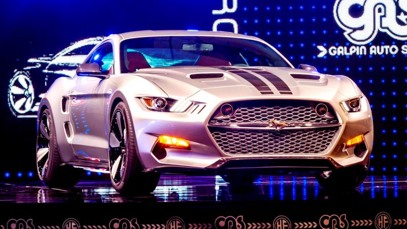 2015 FISKER Rocket Mustang 7