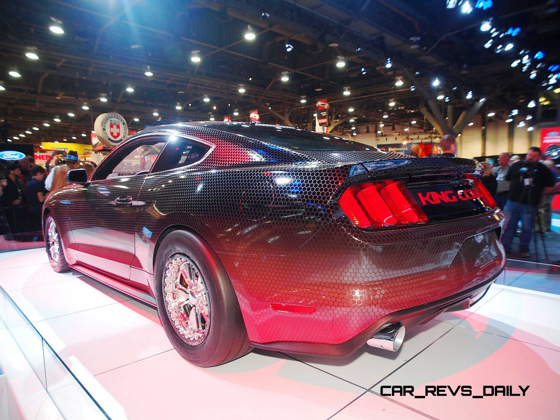 2015 Mustang Gt Supercharger >> 2015 Ford Mustang KING COBRA Is 625HP Factory-Parts Cobra ...