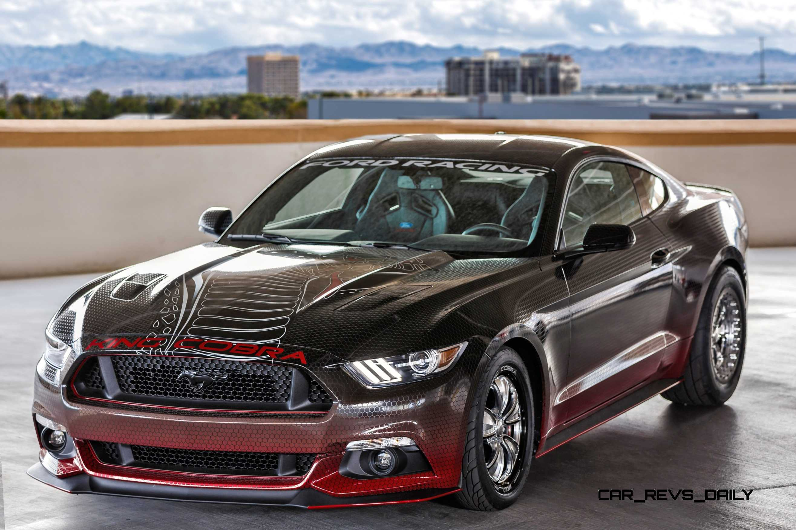 Cobra Kit Car >> 2015 Ford Mustang KING COBRA Is 625HP Factory-Parts Cobra Jet Upgrade List!