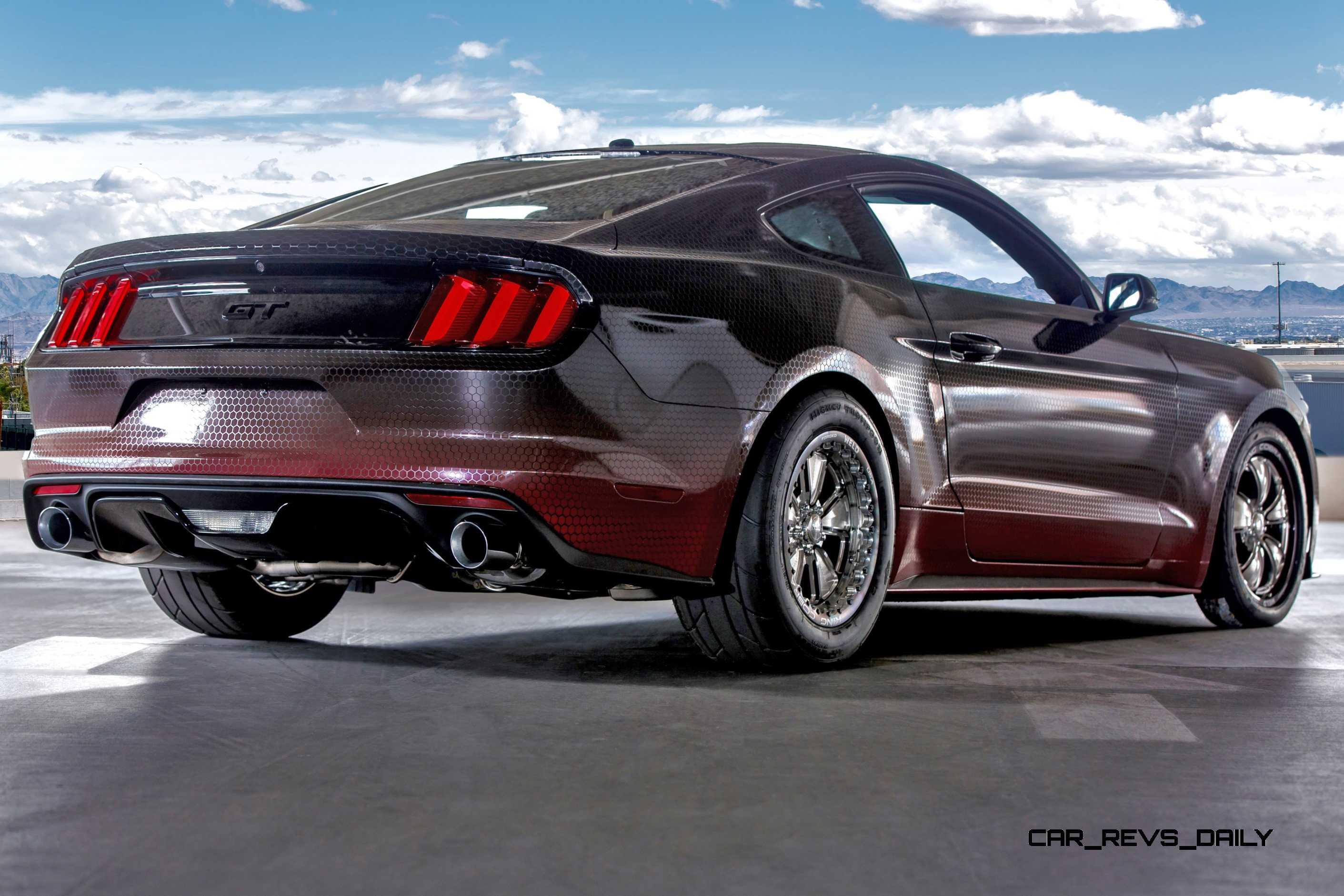 Cobra Kit Car >> 2015 Ford Mustang KING COBRA Is 625HP Factory-Parts Cobra Jet Upgrade List!
