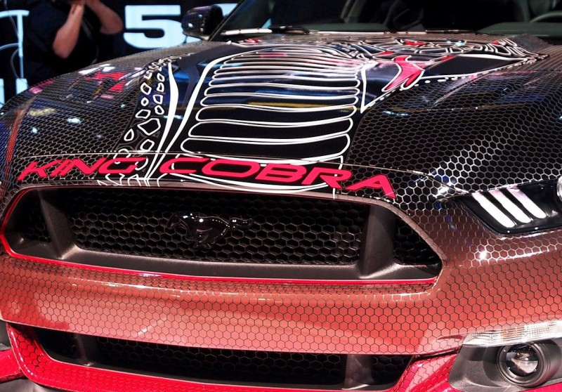 2015 Ford Mustang KING COBRA Is 625HP Factory-Parts Upgrade List 7