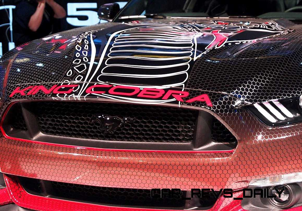 2015 ford mustang king cobra is 625hp factory parts upgrade list 6