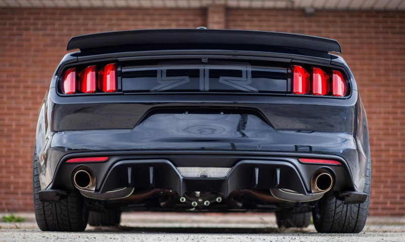 2015 Ford Mustang RTR Spec 5 Joins 'Ready to Rock' Custom Fords Catalog 12