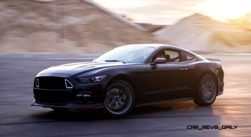 2015 Ford Mustang RTR Spec 5 Joins 'Ready to Rock' Custom Fords Catalog 15