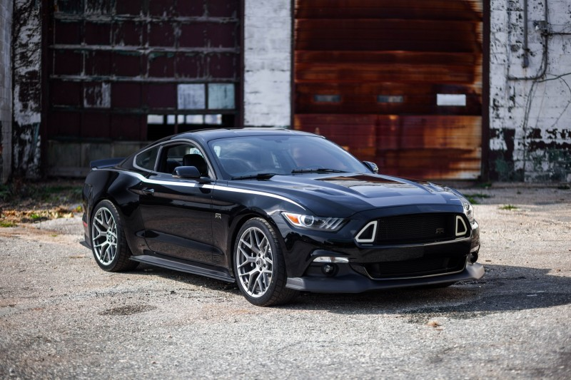 2015 Ford Mustang RTR Spec 5 Joins 'Ready to Rock' Custom Fords Catalog 17