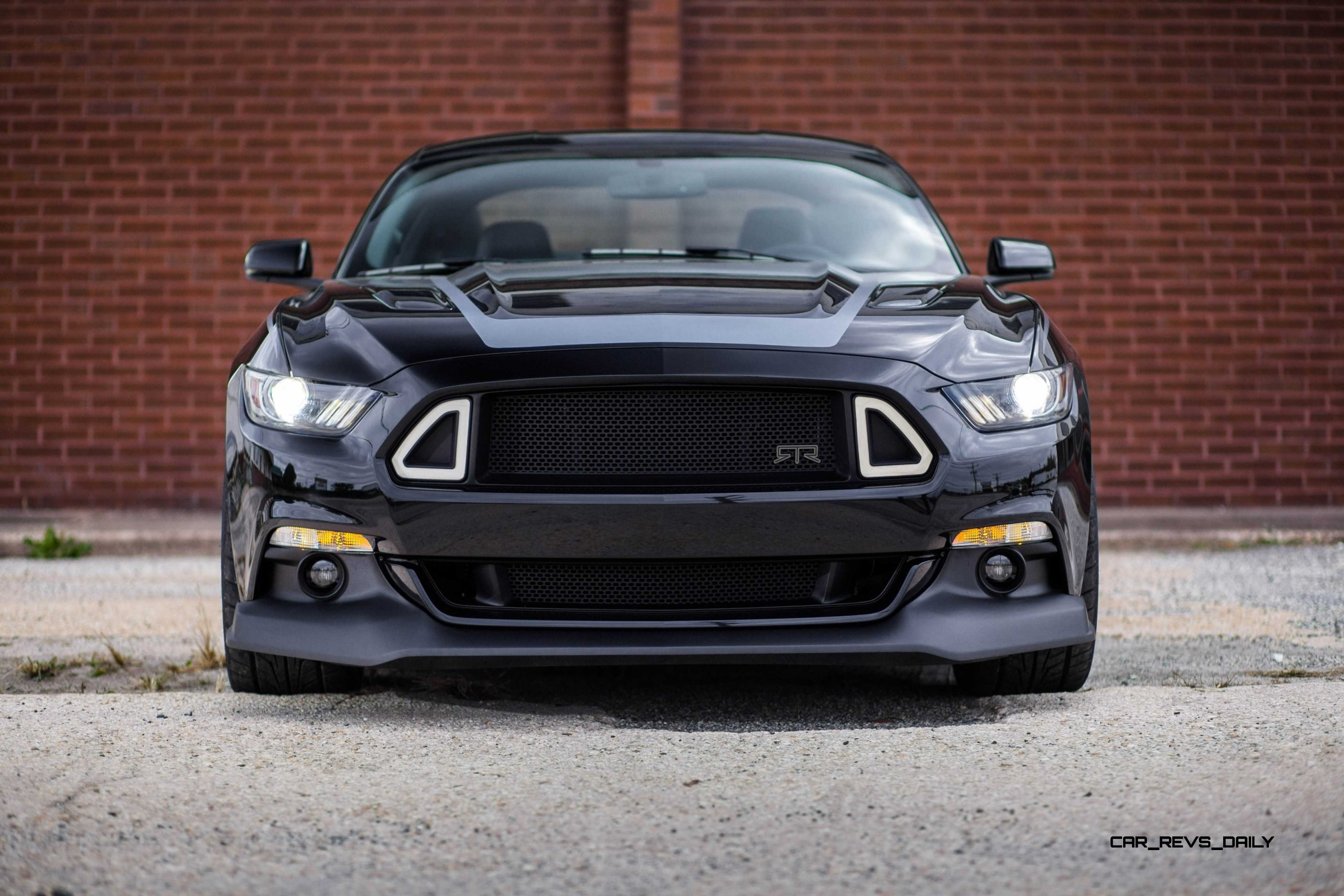The Crew Ford Mustang Gt Specs 2015 Rtr Spec 5 Widebody Joins Ready To Rock Custom