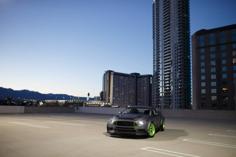 2015 Ford Mustang RTR Spec 5 Joins 'Ready to Rock' Custom Fords Catalog 4