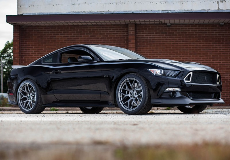 2015 Ford Mustang RTR Spec 5 Joins 'Ready to Rock' Custom Fords Catalog 8