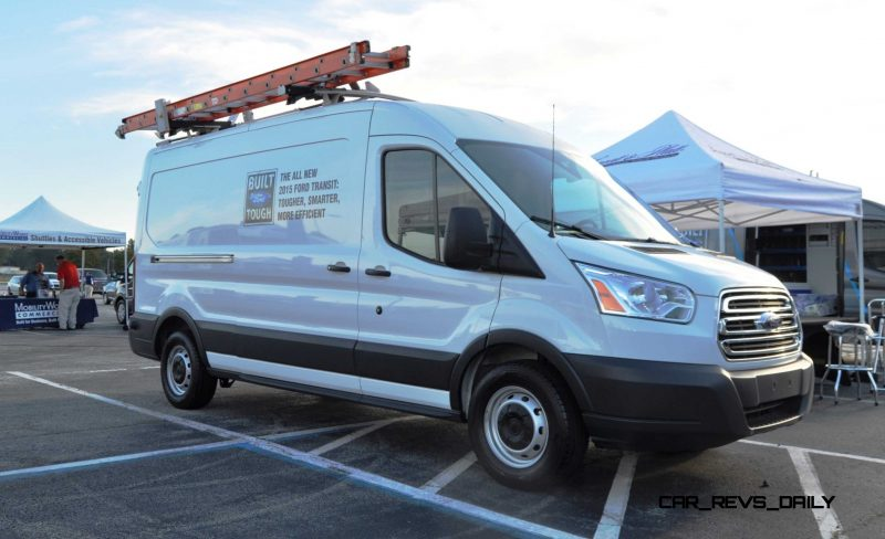 2015 Ford Transit Upfits 32