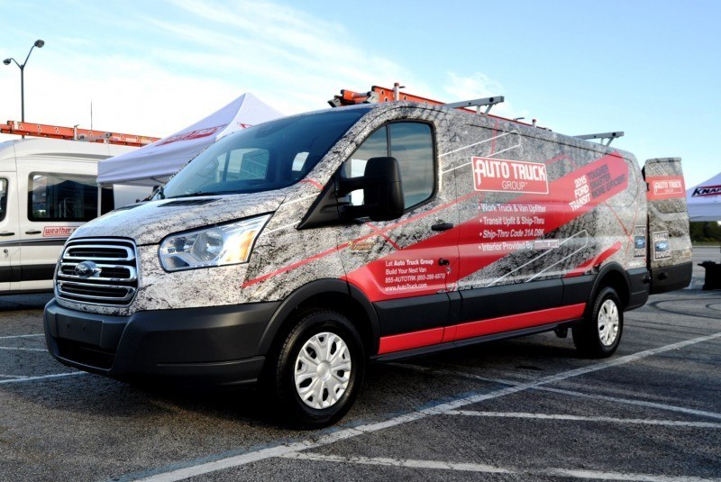 2015 Ford Transit Upfits 33
