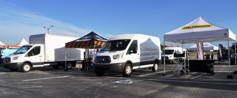 2015 Ford Transit Upfits 36