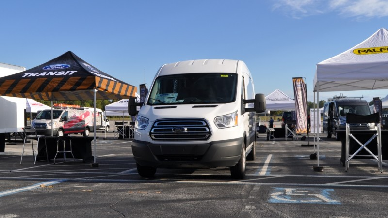 2015 Ford Transit Upfits 37