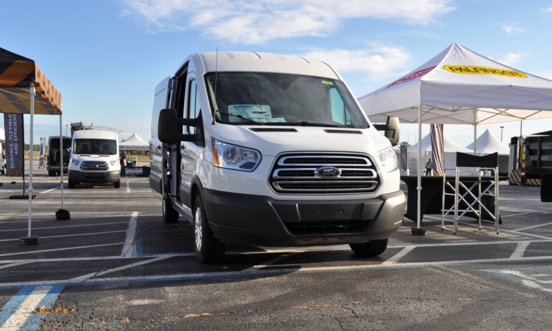 2015 Ford Transit Upfits 38
