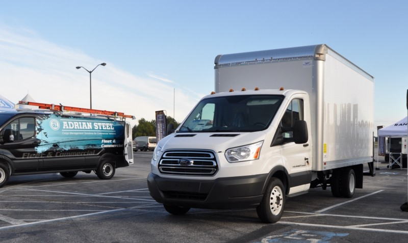 2015 Ford Transit Upfits 45