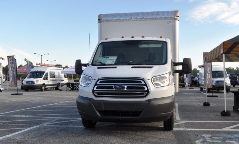 2015 Ford Transit Upfits 46