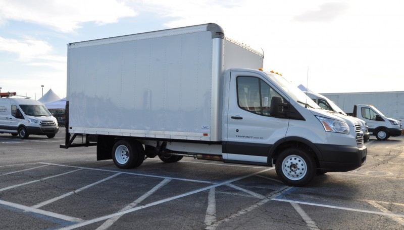 2015 Ford Transit Upfits 48