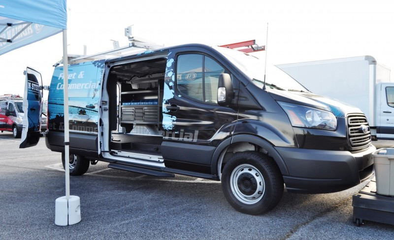 2015 Ford Transit Upfits 49