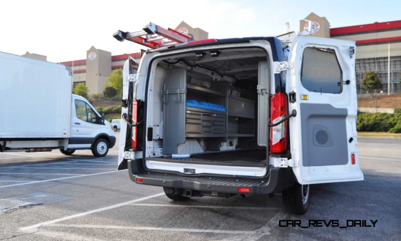 2015 Ford Transit Upfits 50
