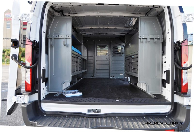 2015 Ford Transit Upfits 51