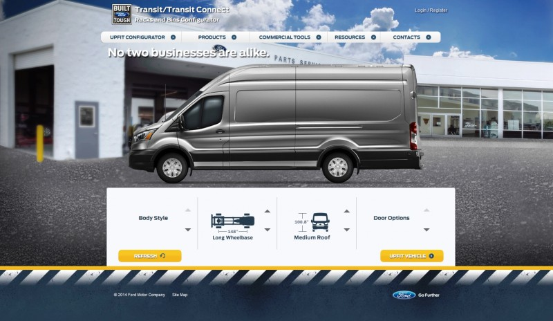 2015 Ford Transit Upfits 52