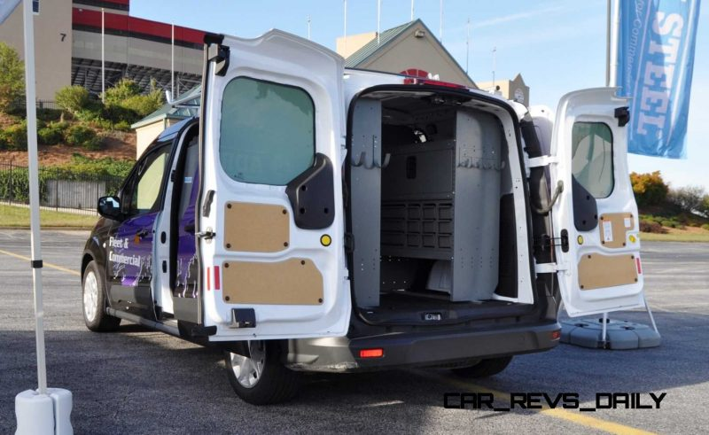 2015 Ford Transit Upfits 55