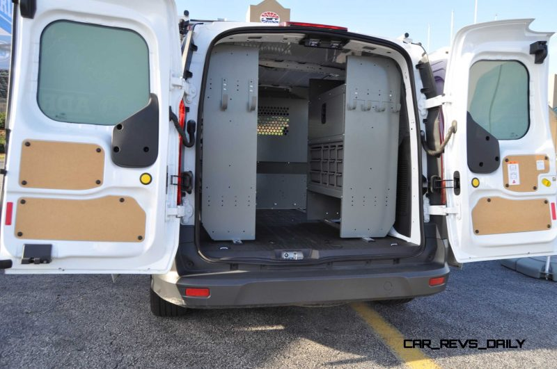 2015 Ford Transit Upfits 56
