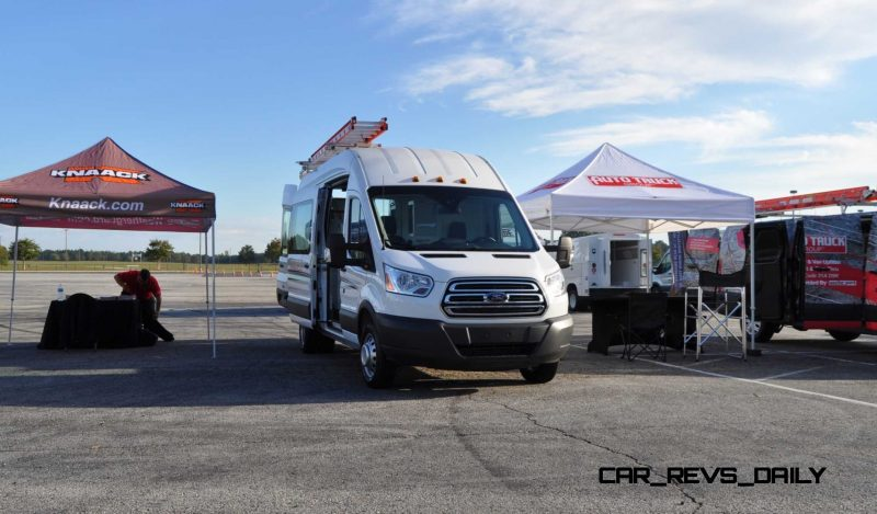 2015 Ford Transit Upfits 58