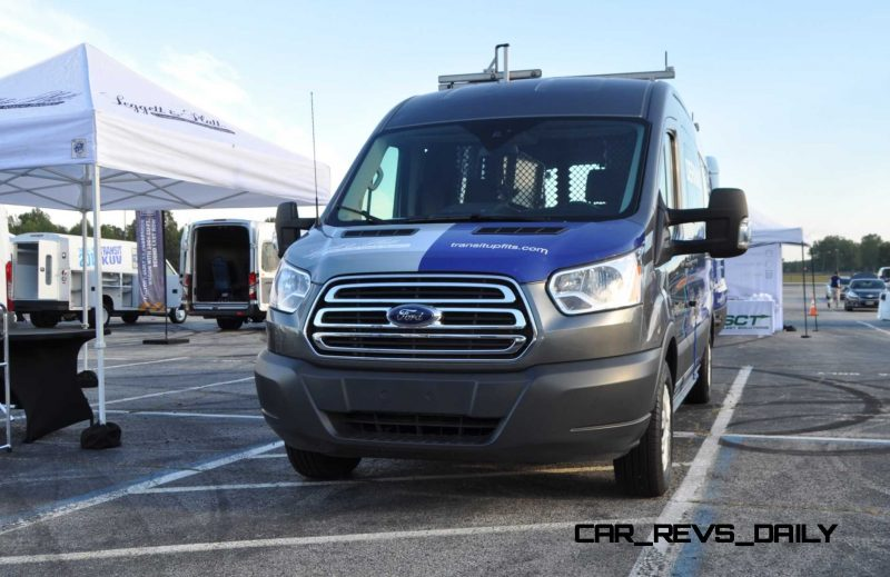 2015 Ford Transit Upfits 64