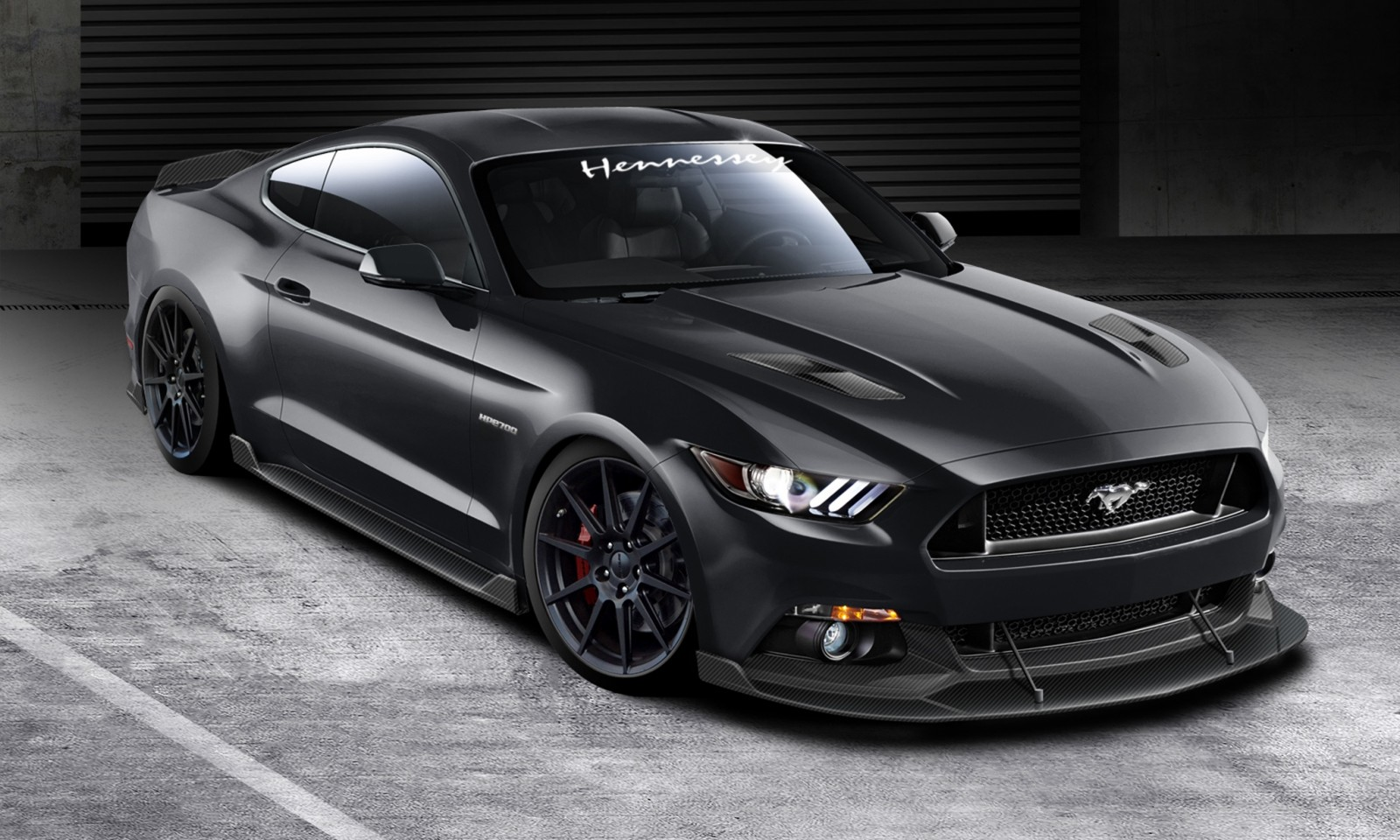 2015 Hennessey HPE700 Mustang 4