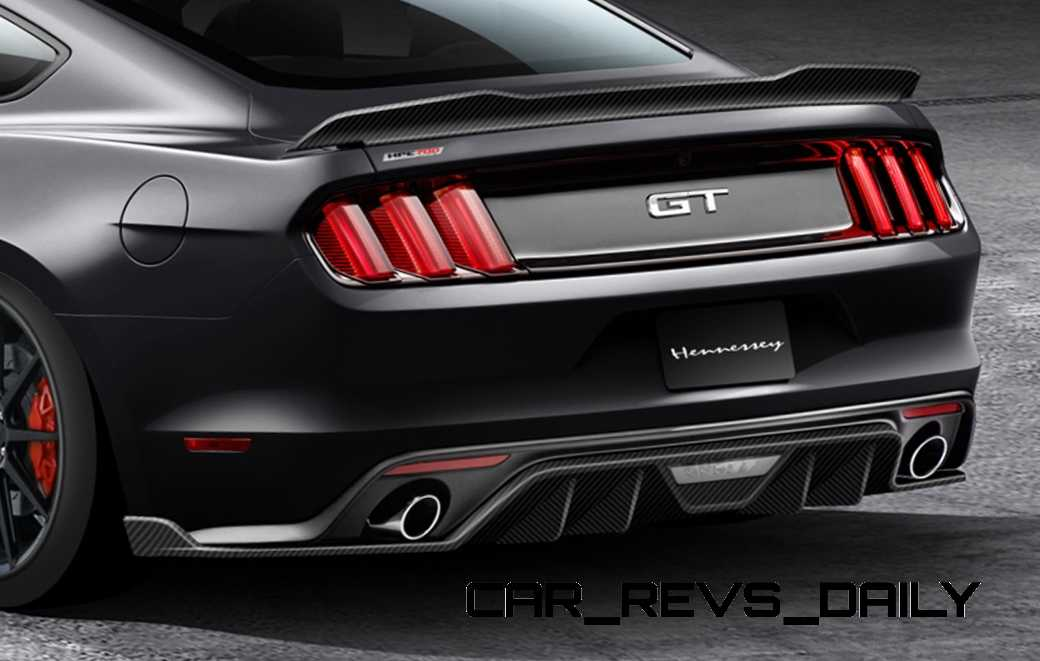2015 Hennessey HPE700 Mustang 6