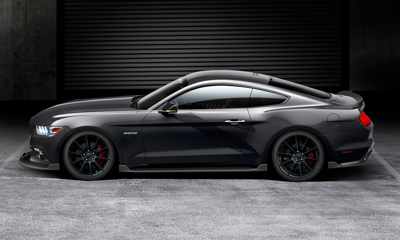 2015 Hennessey HPE700 Mustang 7