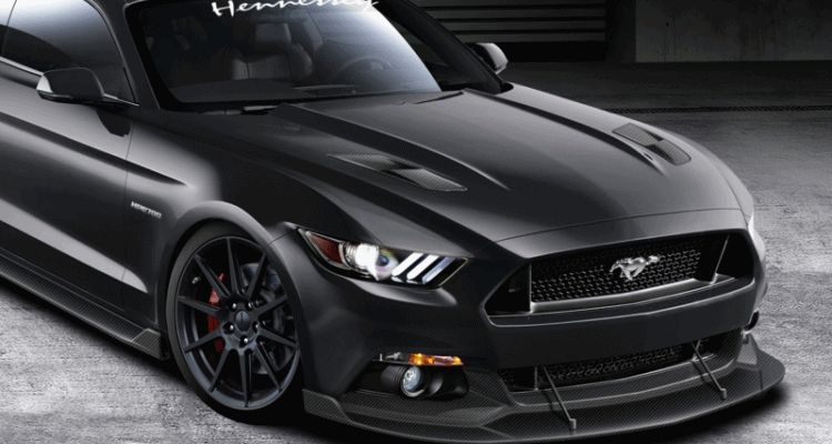 2015 Hennessey HPE700 Mustang gif