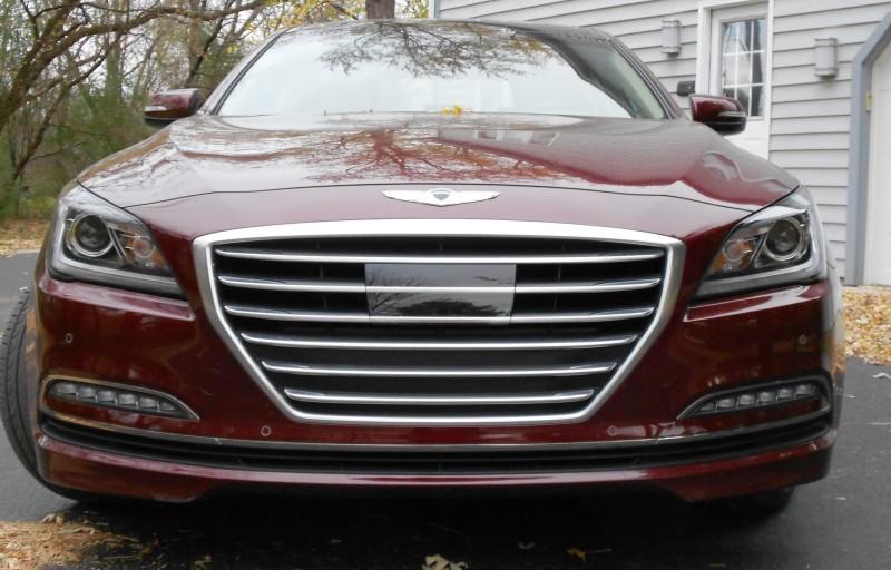 2015 Hyundai Genesis 5.0 Review 7