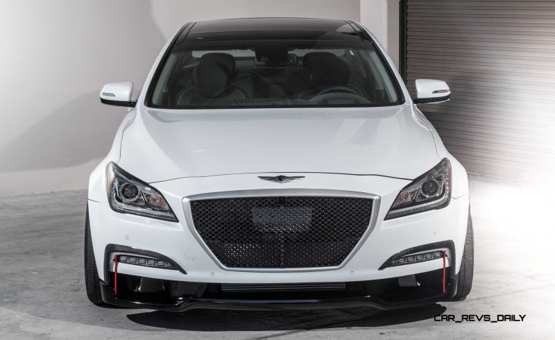 2015 Hyundai Genesis AR550 ARK Performance 11
