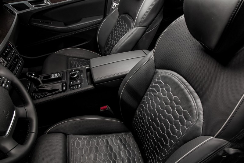 2015 Hyundai Genesis AR550 ARK Performance 12