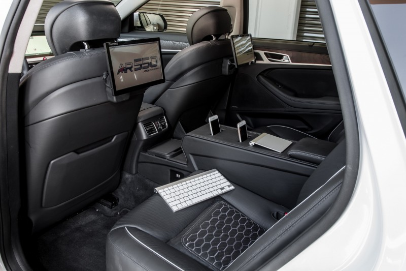 2015 Hyundai Genesis AR550 ARK Performance 13