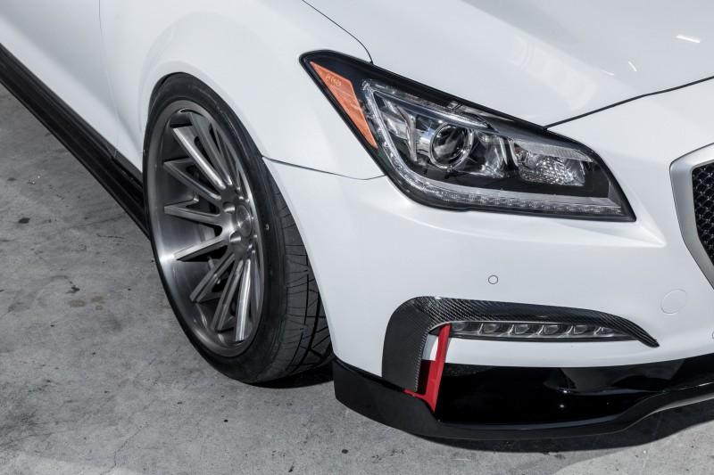 2015 Hyundai Genesis AR550 ARK Performance 15