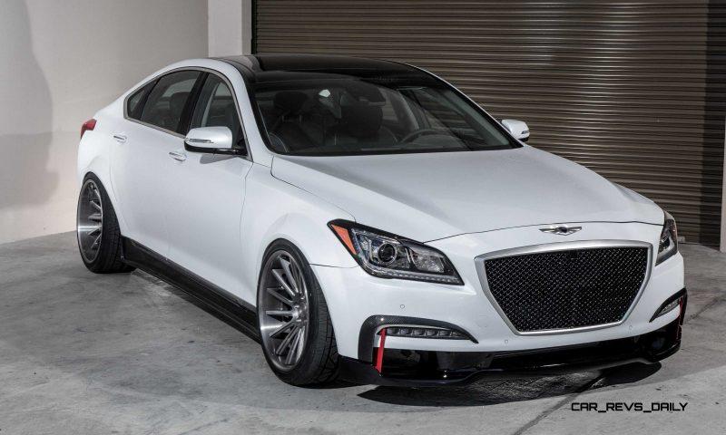 Genesis Auto Sales >> 2015 Hyundai Genesis AR550 ARK Performance