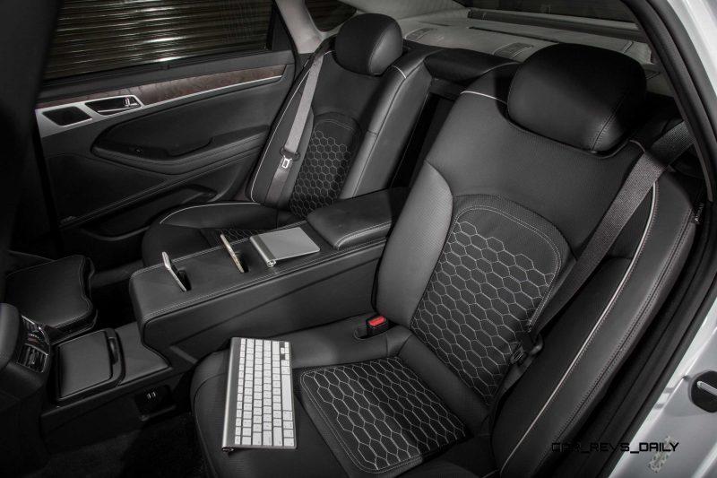 2015 Hyundai Genesis AR550 ARK Performance 20