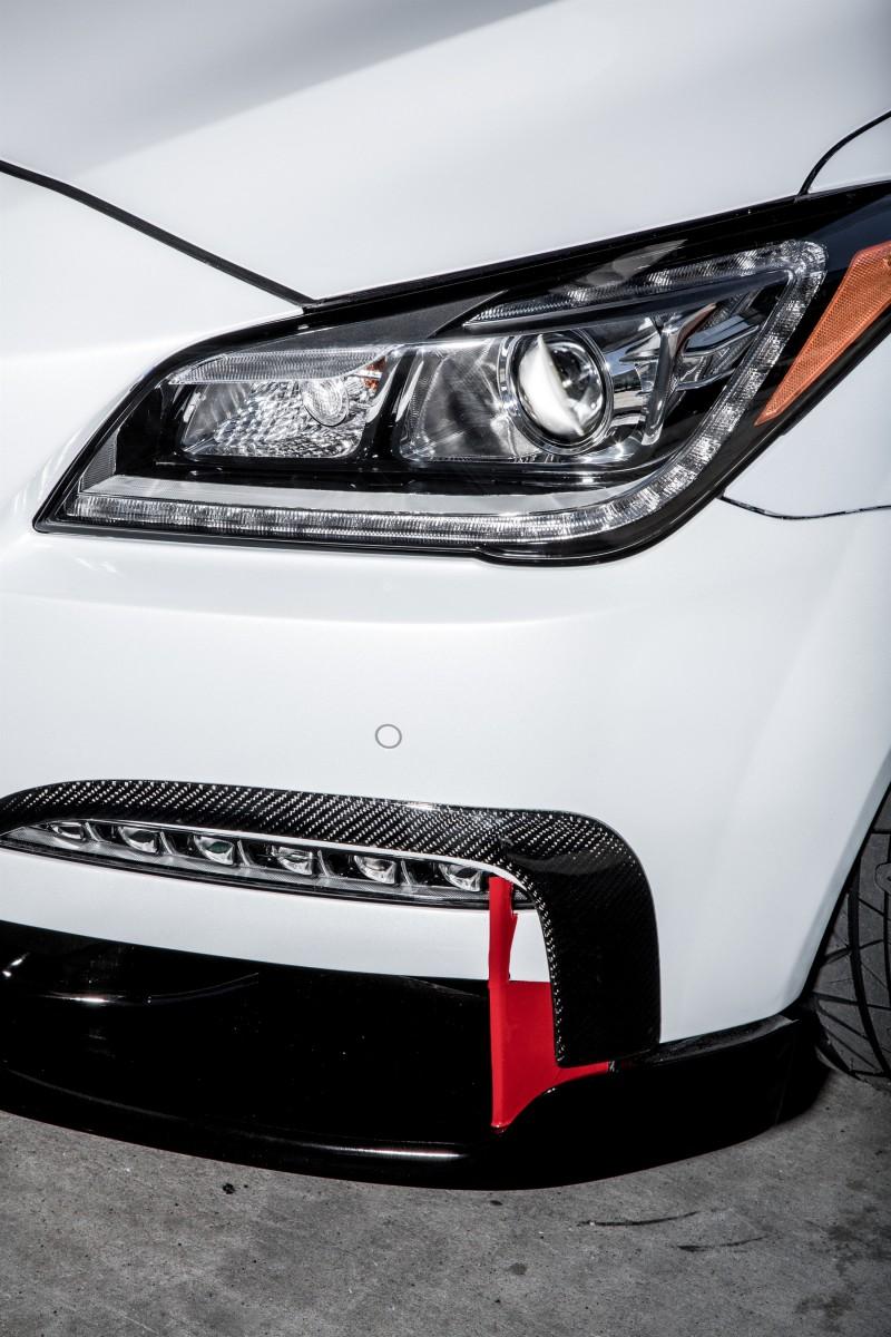 2015 Hyundai Genesis AR550 ARK Performance 21