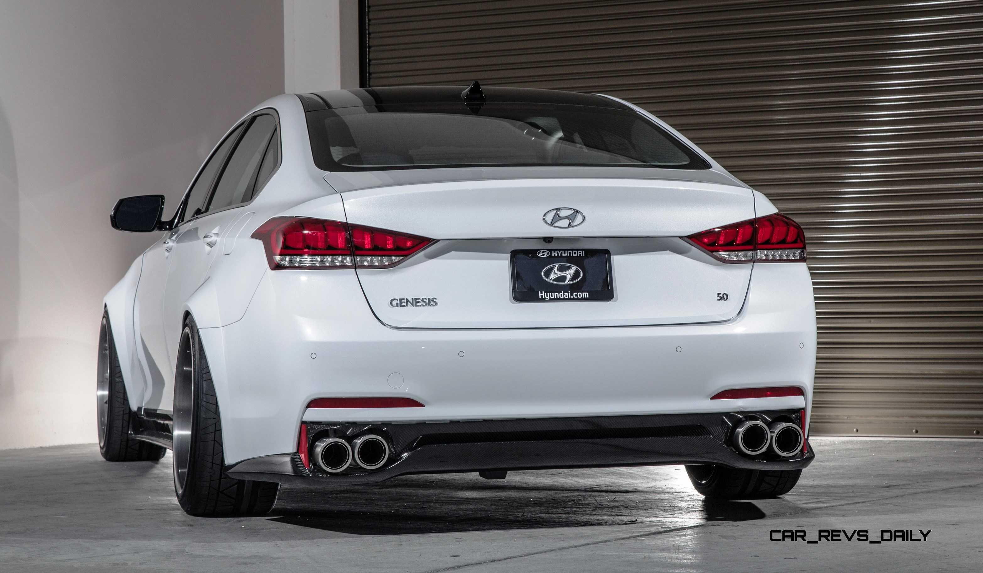 Dh Auto Sales >> 2015 Hyundai Genesis AR550 ARK Performance