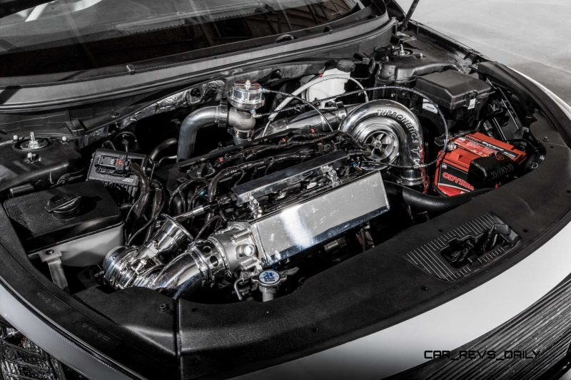 2015 Hyundai Sonata by BISIMOTO 1
