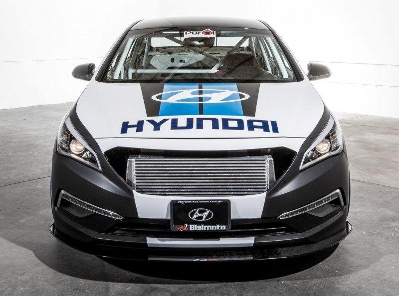 2015 Hyundai Sonata by BISIMOTO 10